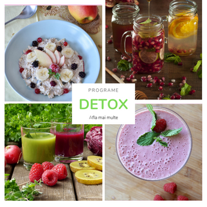 Program Detox - World of Fitness Romania