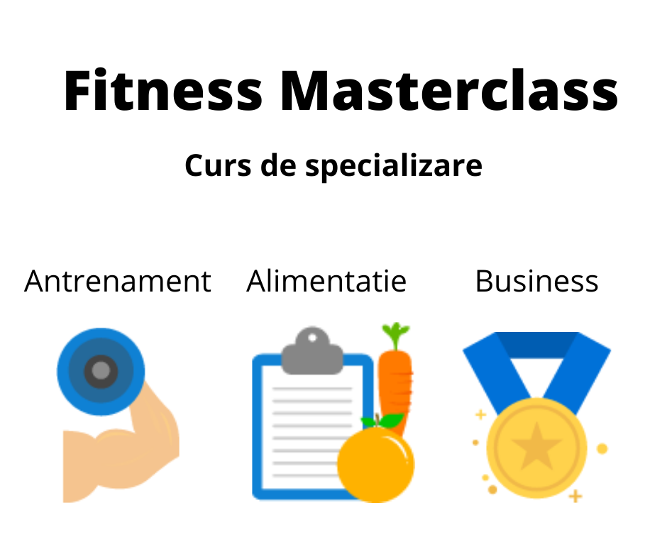Curs Fitness Masterclass - World of Fitness