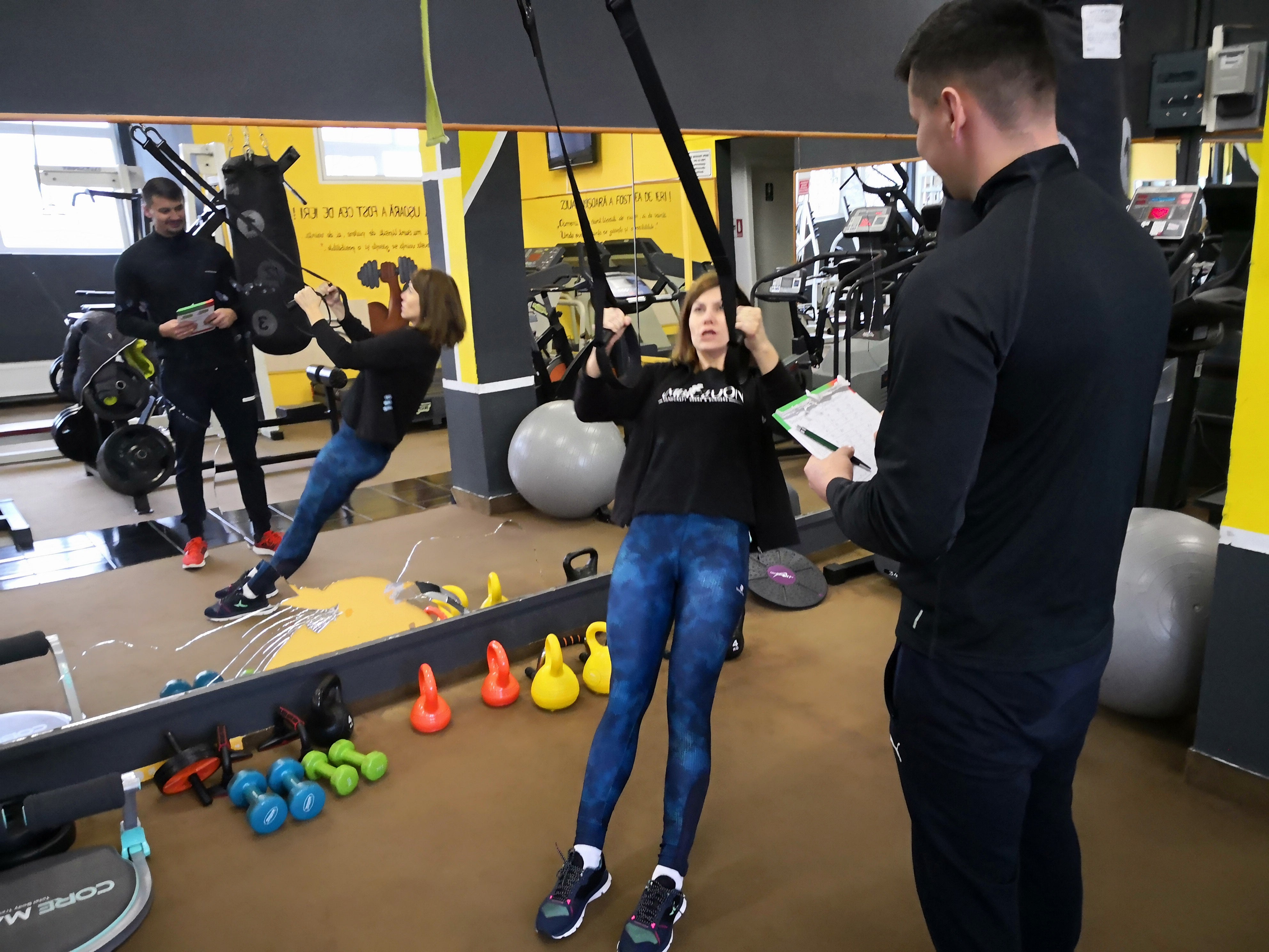 Info: Curs Instructor Fitness si Personal Trainer - ABC Fitness - World of Fitness Romania
