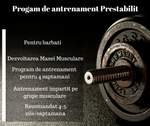 Program de antrenament Masa Musculara - World of Fitness Romania