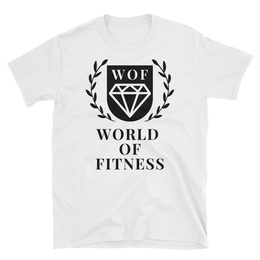 Tricou World of Fitness - World of Fitness