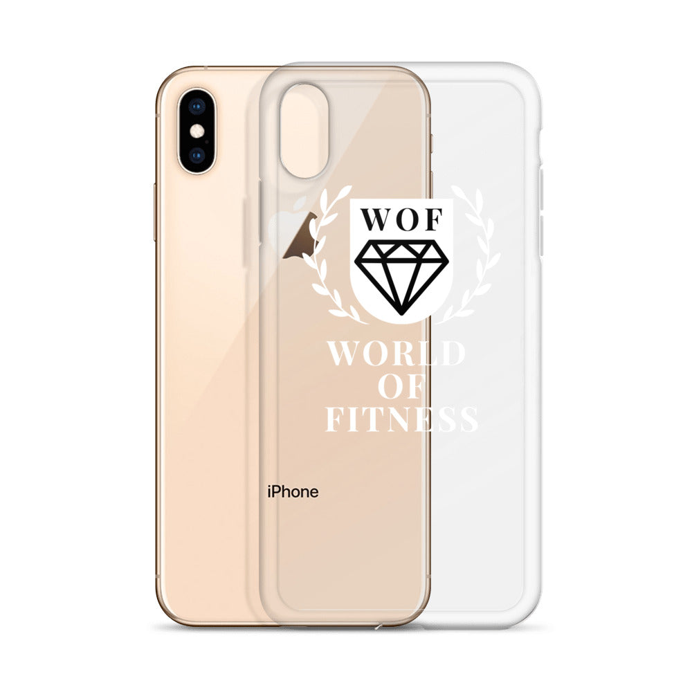 Huse iPhone World of Fitness - Premium - World of Fitness