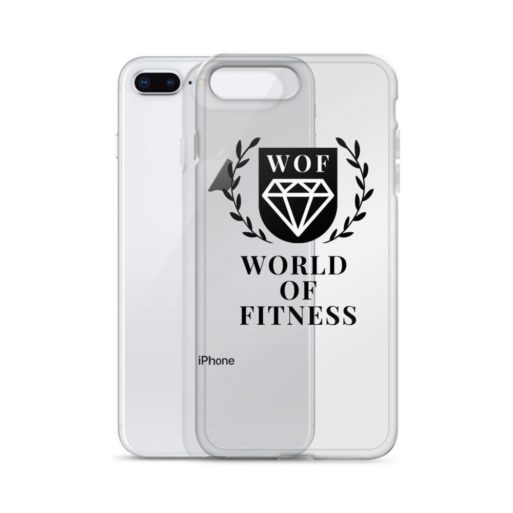 Huse iPhone World of Fitness - Premium - World of Fitness Romania