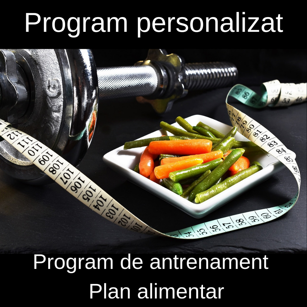 Program Personalizat de Antrenament si Plan alimentar - World of Fitness Romania