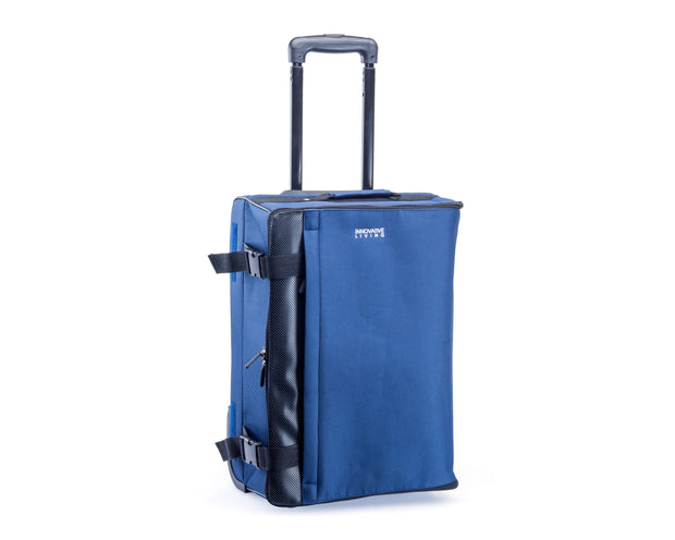 Wheeled Foldable Collapsible Trolley Handy Carry On Luggage Bag Sold By ArticaUSA