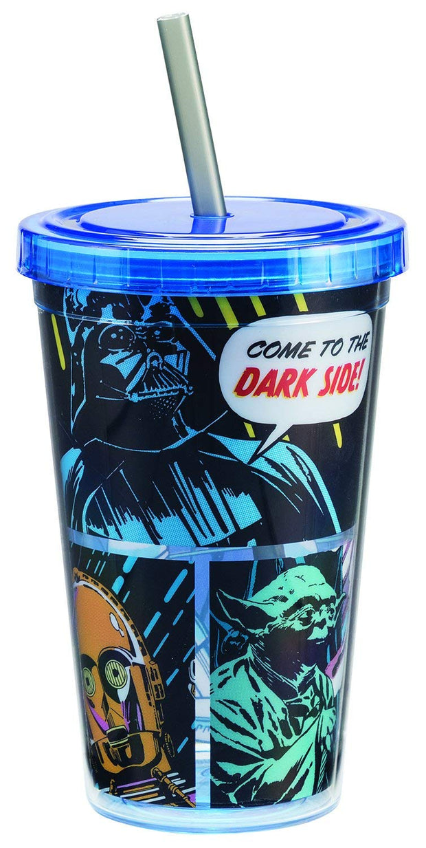 Star Wars 12 Oz. Acrylic Travel Cup Sold By ArticaUSA