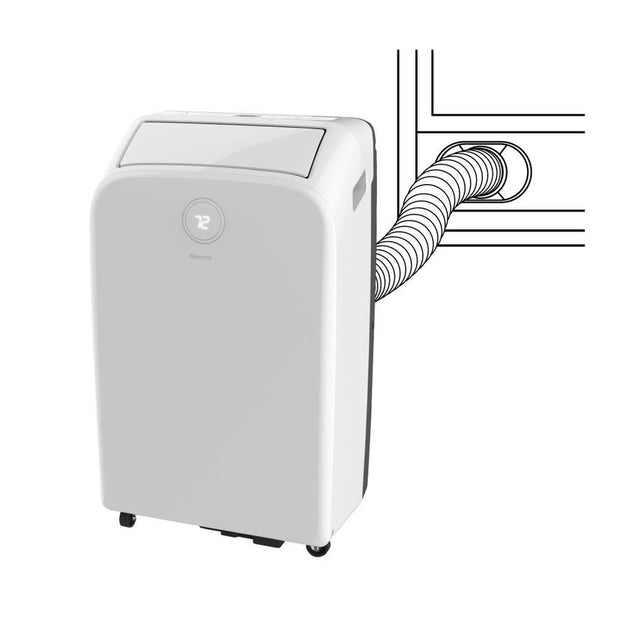 12,000 BTU 400 SQ ft Portable Air Conditioner Sold By Artica USA