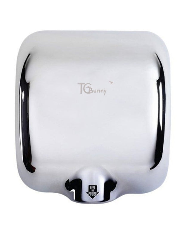 Commercial Hand Dryer Heavy Duty 1800 Watts Automatic Stainless Steel sold by Artica USA