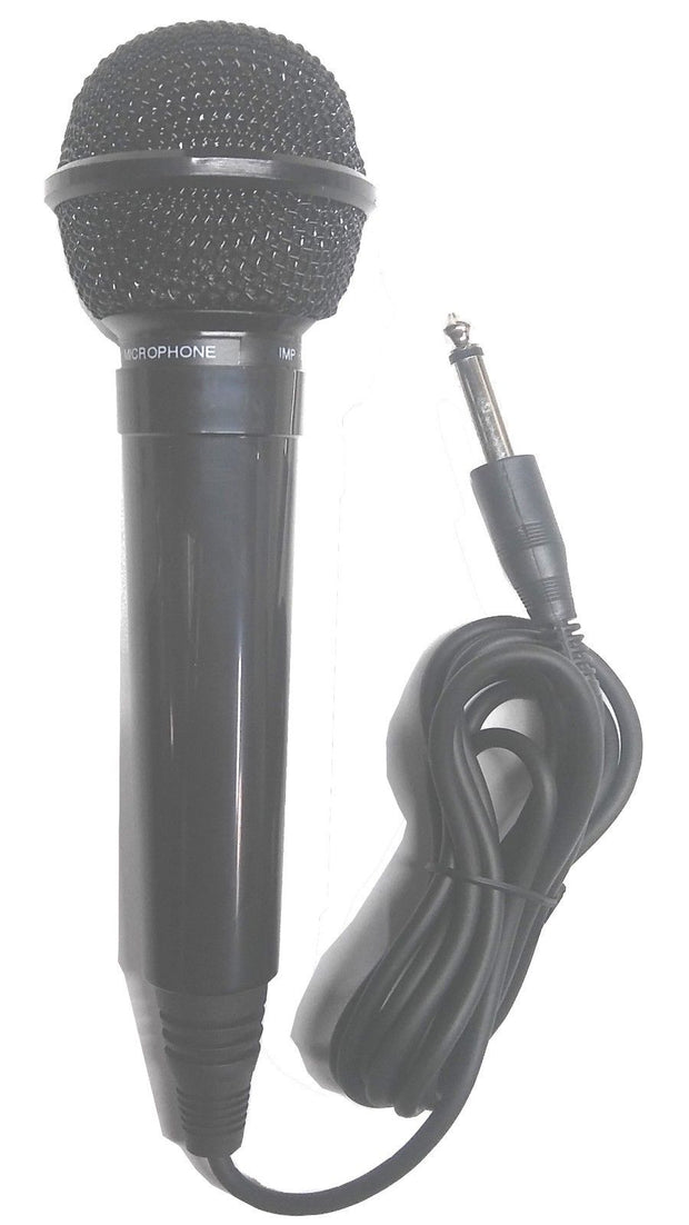 Digital Sound Professional Microphone with 3ft Cord, plug 6.3mm sold by Artica USA