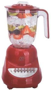 OST 10 Speed Blender Red Sold By Artica USA
