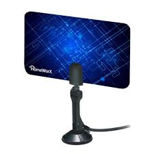 Super Thin Indoor HDTV Antenna - Digital/Analog TV Broadcasts, Lightweight,Sold By ArticaUSA