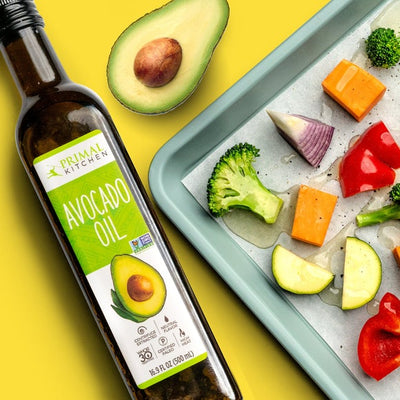Avocado & Olive Oil