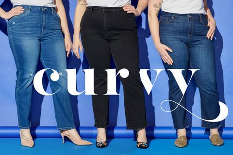 Not All Jeans Are Made For A Curvy Silhouette