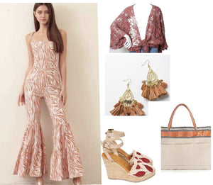 Boho Chic Luxe Look Book Revenge Fashion Boutique