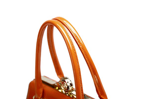 Euro Moda Luxe Leather Handbag Women - Bags - Shoulder Bags Brangio