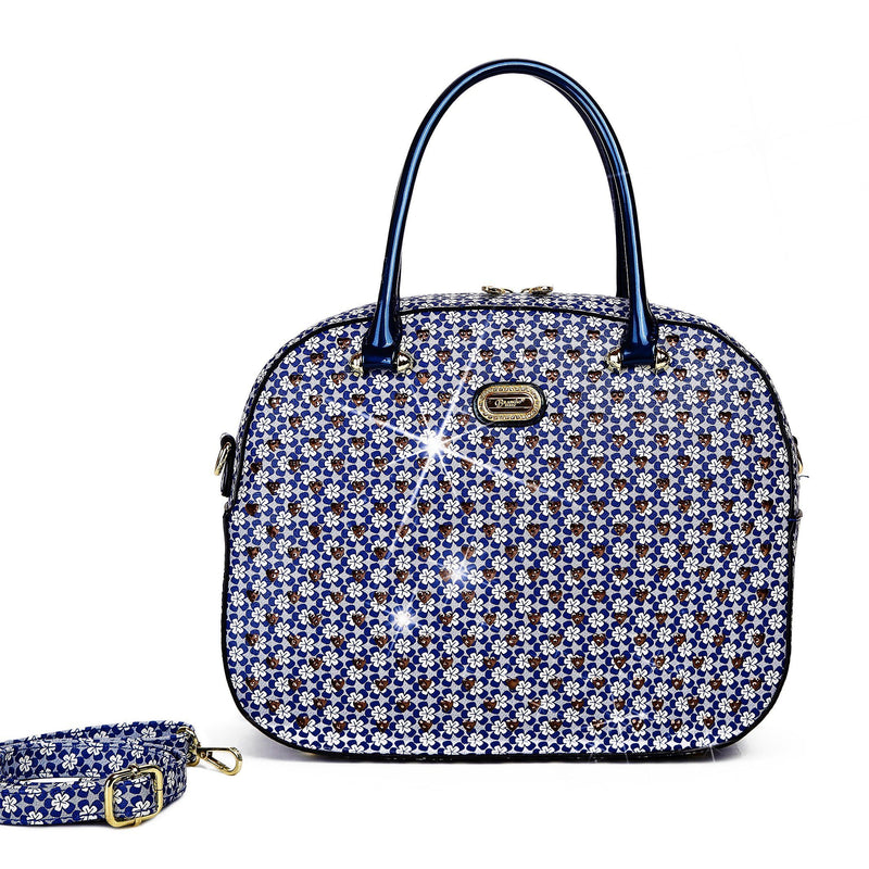 Galaxy Stars Overnight Travel Bag Women - Bags - Cosmetic & Travel Brangio Blue