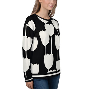 Tulipano Sweatshirt (Luxury Collection) Women - Apparel - Activewear - Tops French Bull