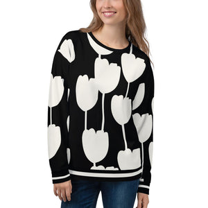 Tulipano Sweatshirt (Luxury Collection) Women - Apparel - Activewear - Tops French Bull XS