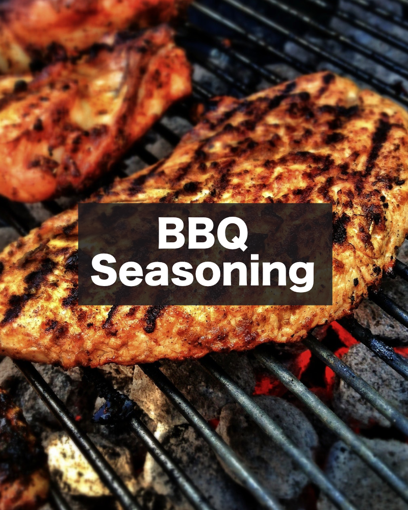 Better Seasoning: BBQ