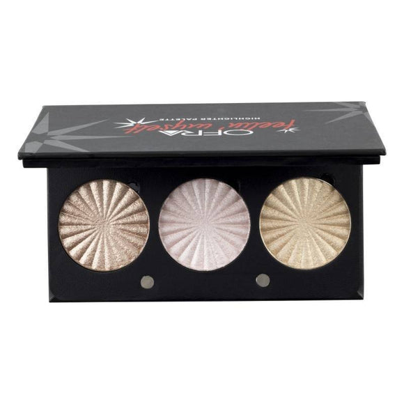 Ofra Cosmetics Feelin Myself Highlighter Palet - Luxurious Scents