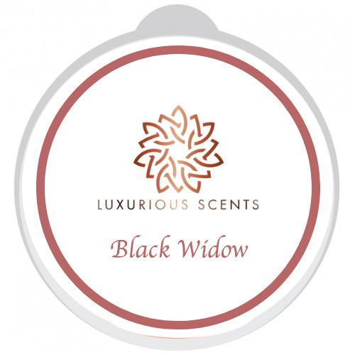 Wax Melt | Black Widow - Luxurious Scents