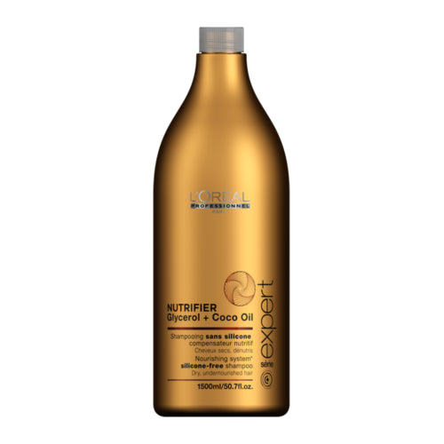 L'Oreal Serie Expert Nutrifier Shampoo-Luxurious Scents