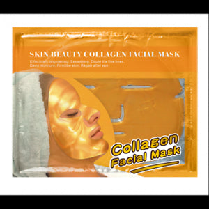 Skin Beauty Collagen Facial Mask - Luxurious Scents