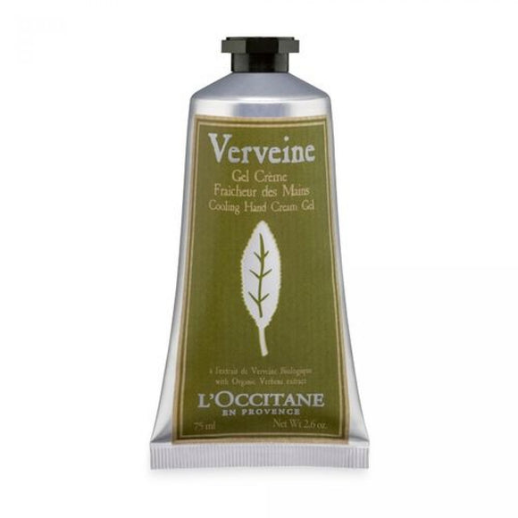 L'Occitane Verbena Cooling Hand Cream Gel-Luxurious Scents