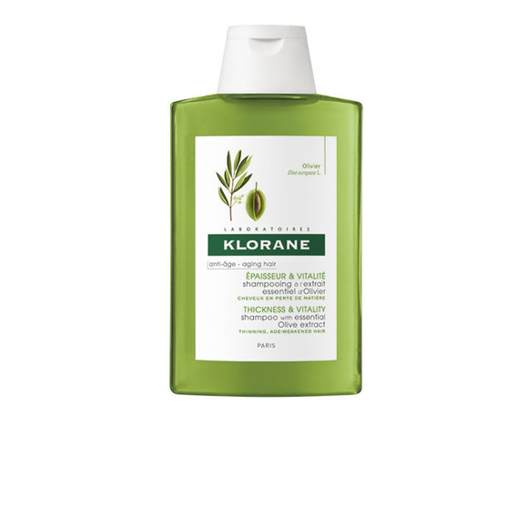 Klorane Shampoo With Essential Olive Extract-Luxurious Scents