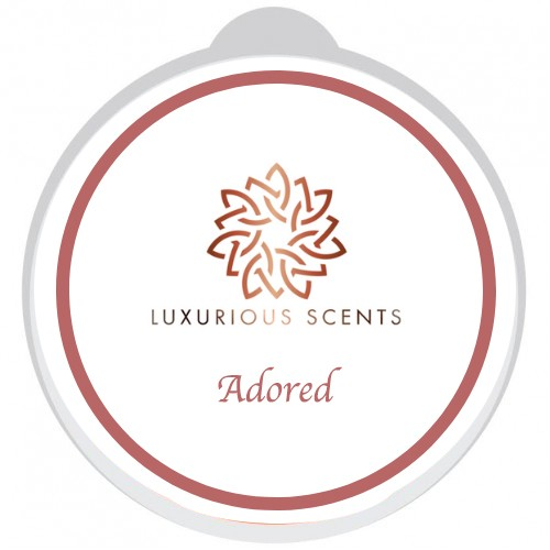 Wax Melt | Adored - Luxurious Scents