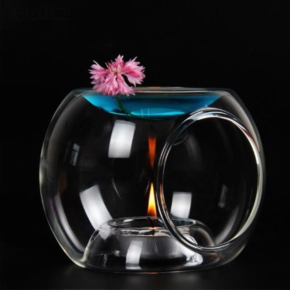 Glazen bol | Wax Melt brander - Luxurious Scents