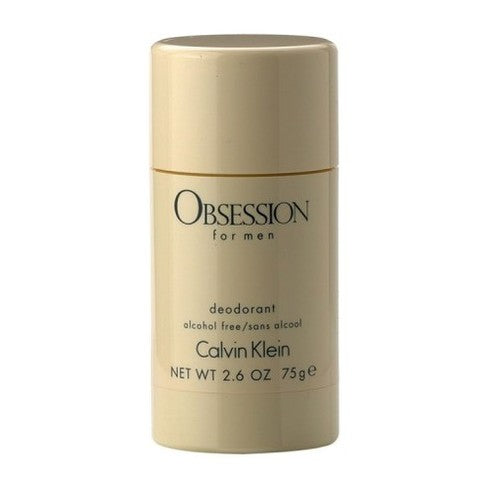 Calvin Klein Obsession For Men Deo Stick-Luxurious Scents