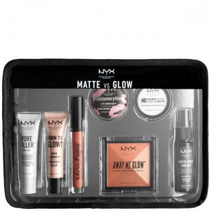 NYX Best Of Travel Matte Vs Glow Cadeau set - Luxurious Scents