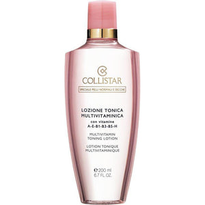 Collistar Multivitamin Toning Lotion-Luxurious Scents