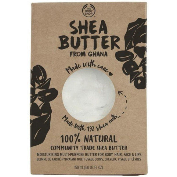The Body Shop Shea Butter-Luxurious Scents