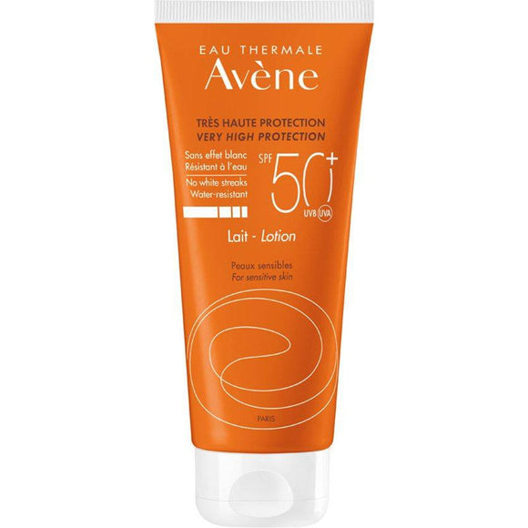 Avene Sun Care Eau Thermale Lotion SPF50+-Luxurious Scents