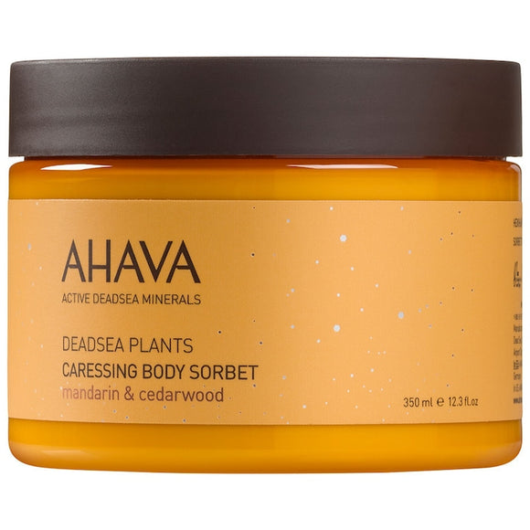 Ahava Deadsea Plants Caressing Body Sorbet-LuxuriousScents