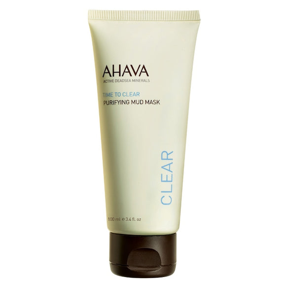 Ahava Time to Clear Purifying Mud Mask-LuxuriousScents