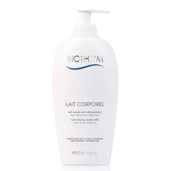 Biotherm Lait Corporel Anti-Drying Body Milk-Luxurious Scents