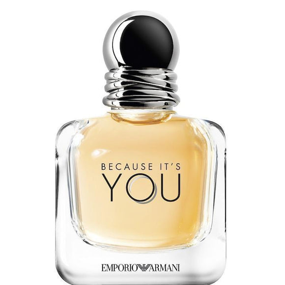 Armani Because It's You Edp Spray-LuxuriousScents