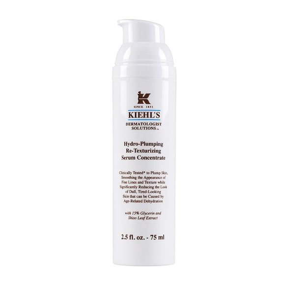 Kiehl's Hydro-Plumping Re-Texturizing Serum Conc.-LuxuriousScents