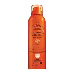 Collistar Moisturizing Tanning Spray SPF20-Luxurious Scents