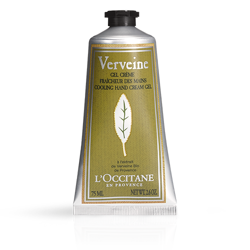 L'Occitane Verbena Ice Hand Cream Gel-Luxurious Scents
