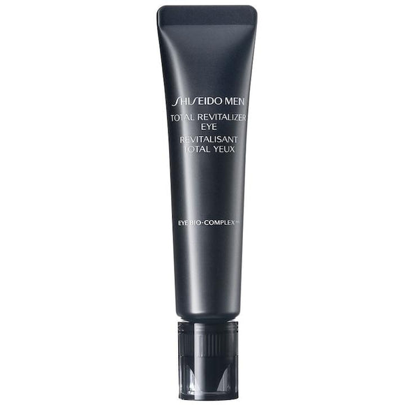 Shiseido Men Total Revitalizer Eye Cream-Luxurious Scents