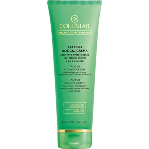 Collistar Talasso Shower Cream Nourishing Revital-Luxurious Scents