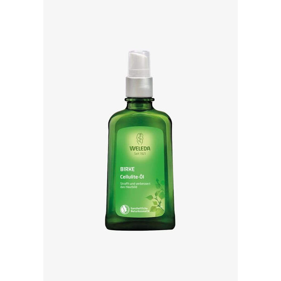 Weleda Birch Cellulite Oil-Luxurious Scents