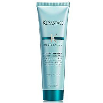 Kerastase Resist. Ciment Therm. Resurfacing Milk-Luxurious Scents