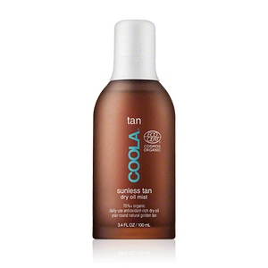 Coola Tan Sunless Tan Dry Oil Mist-Luxurious Scents