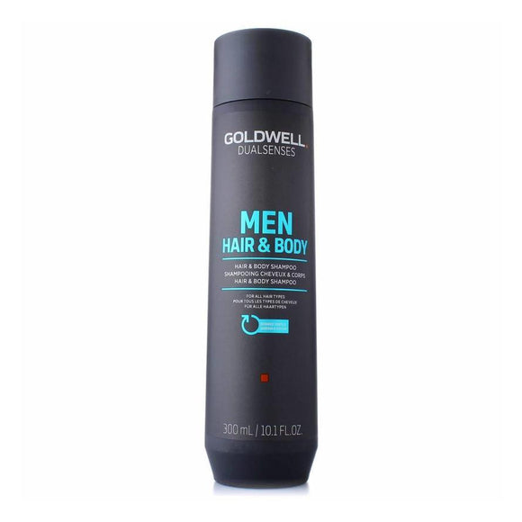 Goldwell Dual Senses Men Hair&Body Shampoo-Luxurious Scents
