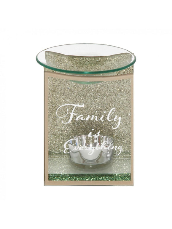 Gouden brander 'Family is Everything' - Luxurious Scents